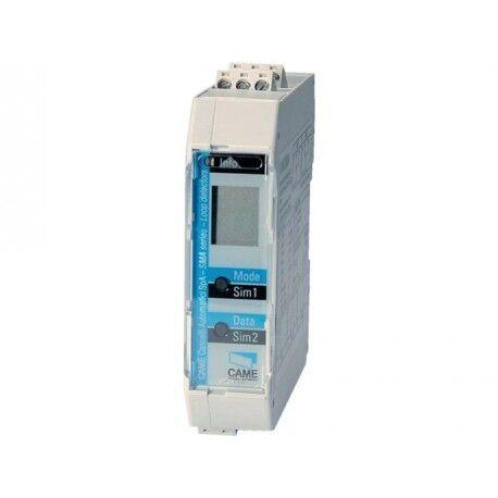 CAME Capteur magnétique en 230V monocanal pour la détection de masses métalli CAME SMA220