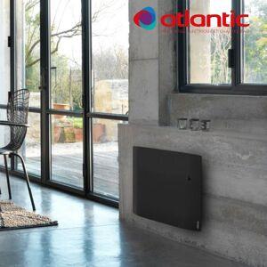 ATLANTIC Radiateur électrique Atlantic DIVALI - Horizontal 2000W - Pilotage Intelligent Connecté Lumineux GRIS - 507627 - Publicité
