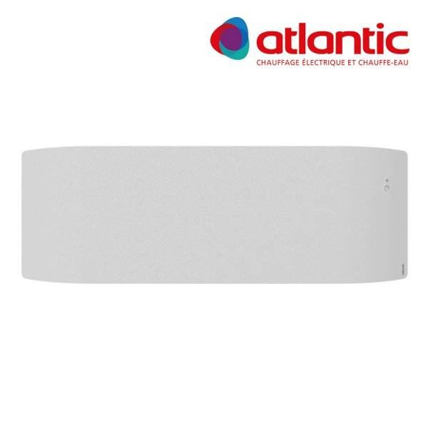 ATLANTIC Radiateur électrique Atlantic DIVALI Plinthe 1000W Pilotage Intelligent Connecté Lumineux - 507621