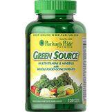 green source - source verte - 120 comprimés