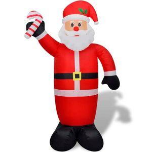 vidaXL Père Noël gonflable 240 cm