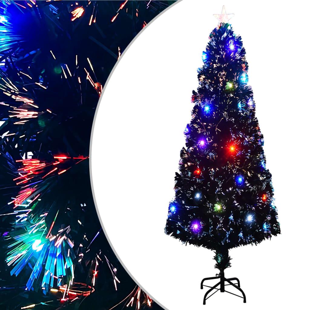 vidaXL Arbre de Noël artificiel et support/LED 240 cm 380 branches