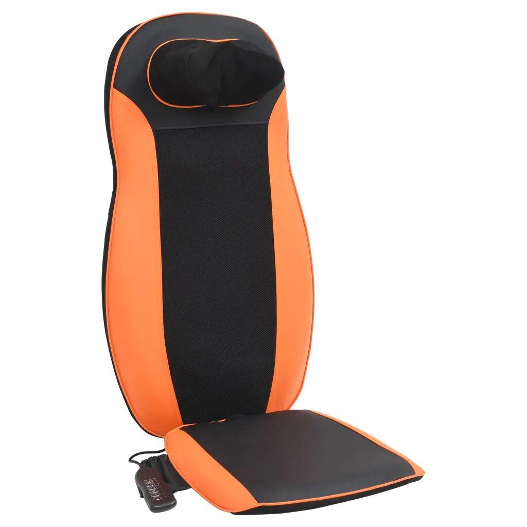 vidaXL Coussin de fauteuil de massage pour cou et dos 48 W