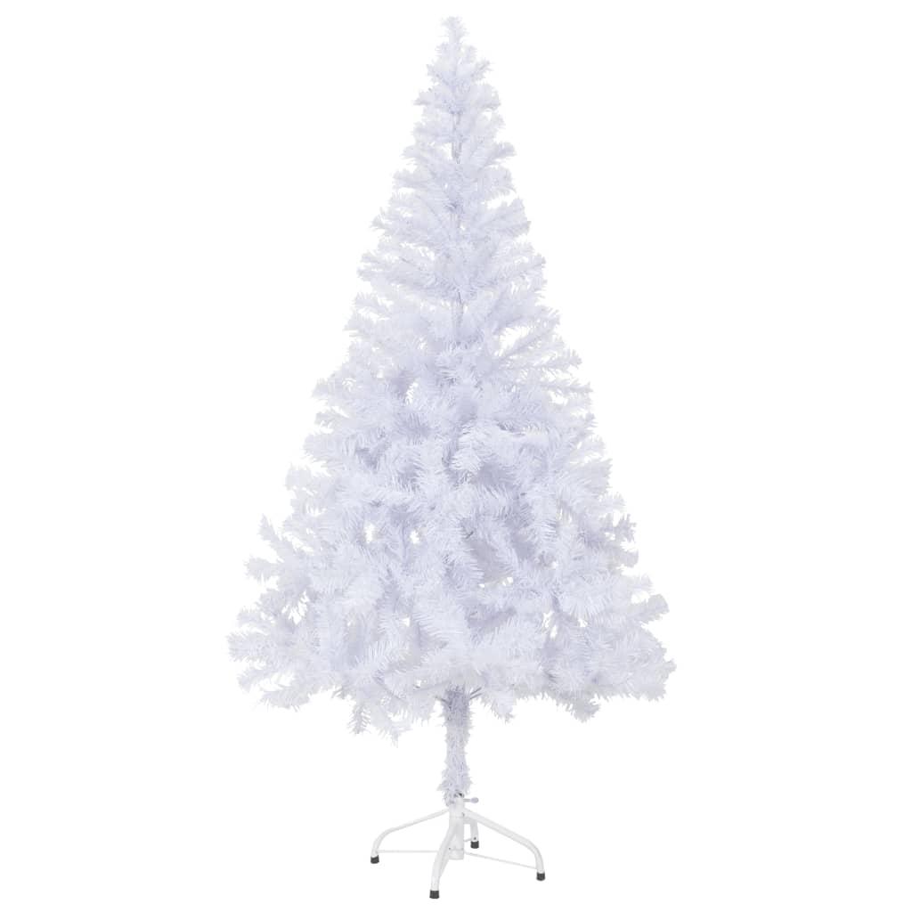 vidaXL Arbre de Noël artificiel avec support 150 cm 380 branches