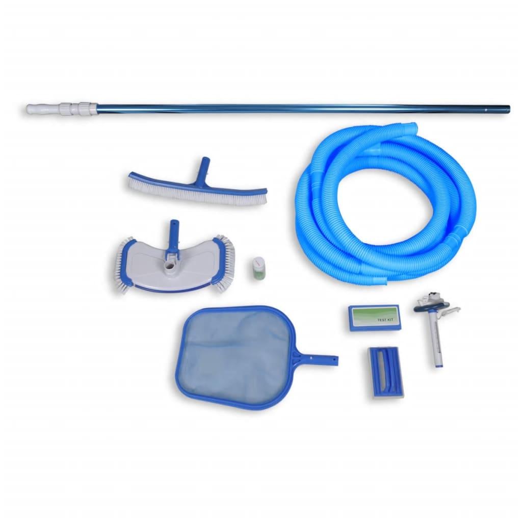 vidaXL Kit d'entretien pour piscine