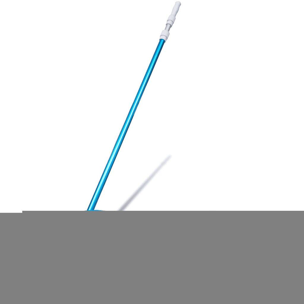 vidaXL Aspirateur de piscine avec manche télescopique et tuyau