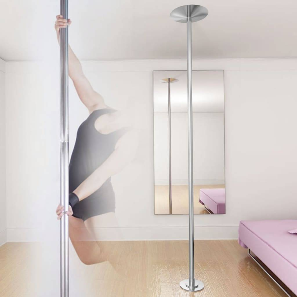 vidaXL Barre Pole Dance Taille A...
