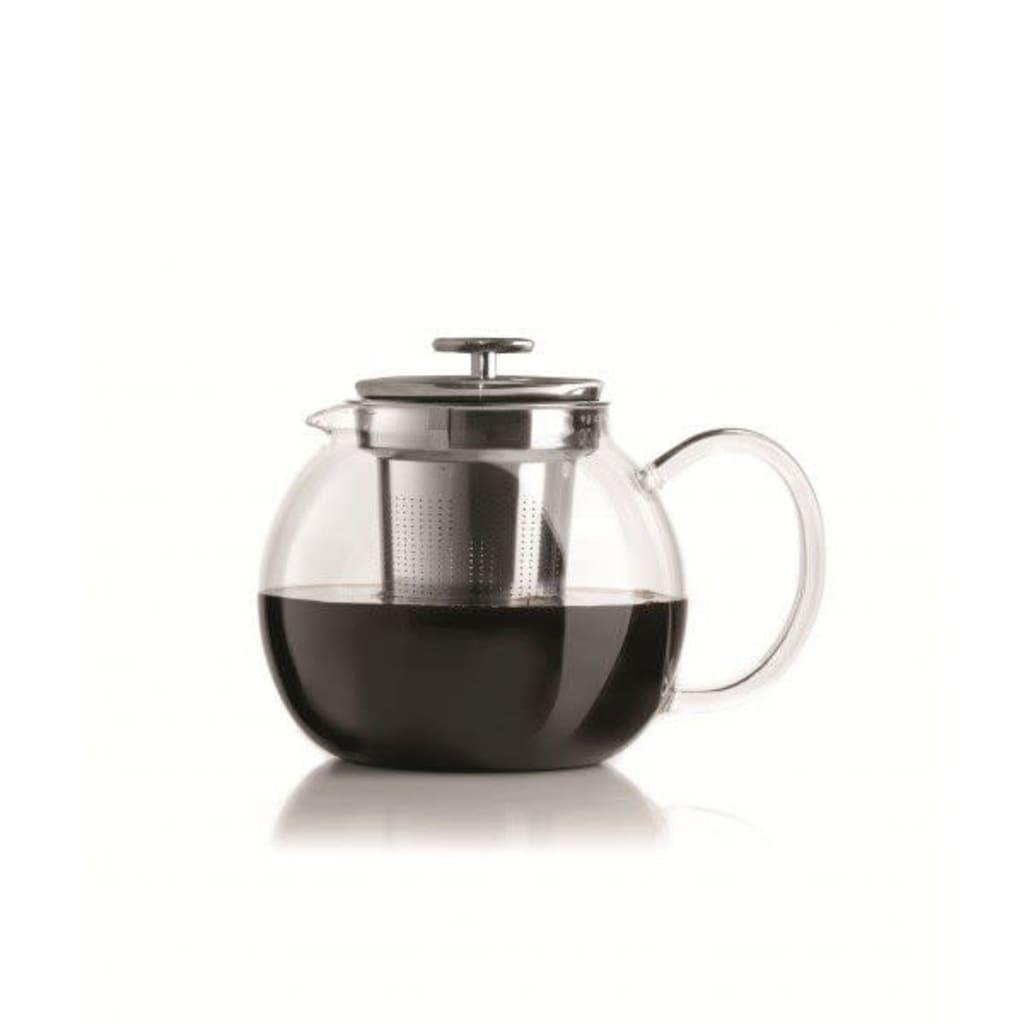 Bialetti Théière TeaPress Glass 1 L Réf. 003330/NW