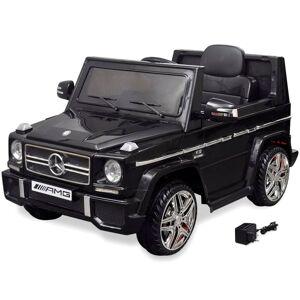 vidaXL Voiture à chevaucher électrique Mercedes Benz G65 SUV Noir