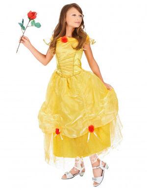 5de9b1dff4db58 Chez Deguisetoi.fr. Déguisement princesse enfant fille 8-10 ans (146 cm)