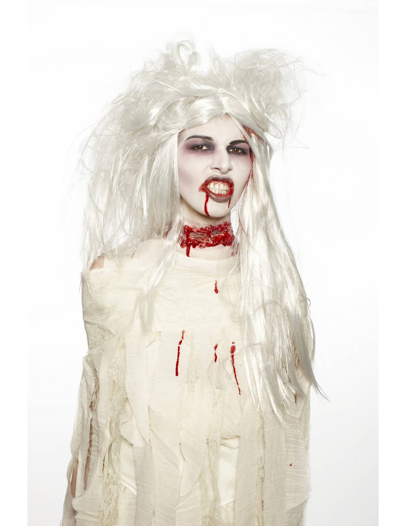 Deguisetoi Kit maquillage zombie adulte femme Halloween