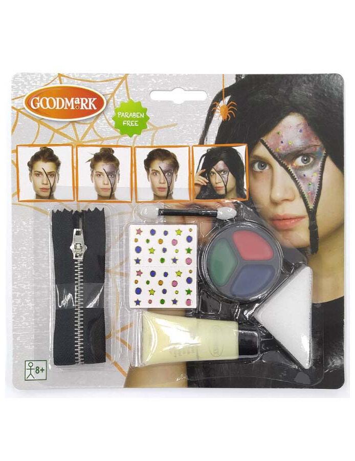 Deguisetoi Kit maquillage reine cosmique femme
