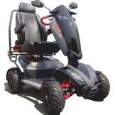 HEARTWAY Scooter Heartway tout terrain 4 roues crantées 15 km/h autonomie 50km