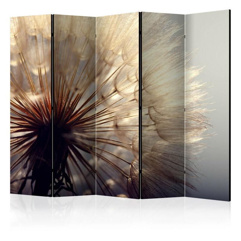 ARTGEIST Paravent 5 volets - Dandelion Kiss II [Room Dividers] 225x172