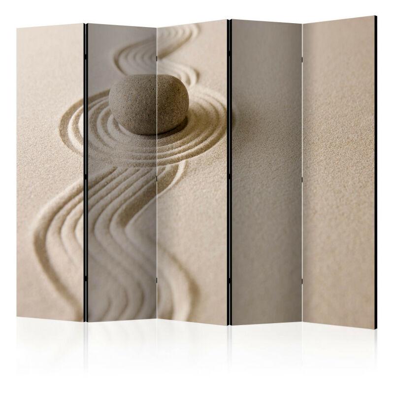 Artgeist - Paravent 5 volets - Zen: Balance II [Room Dividers] 225x172