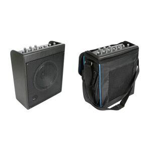 VELLEMAN Amplificateur portatif avec connexion usb - Publicité