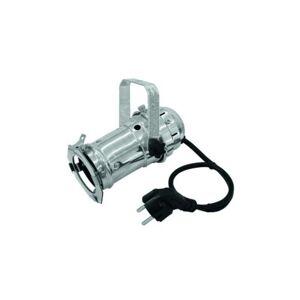 EUROLITE Projecteur PAR halogène PAR-16 Spot GU-10 50850340 Puissance: 75 W blanc N/A - Publicité