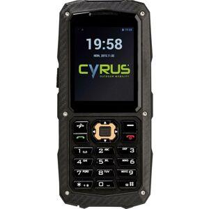CYRUS Téléphone portable outdoor Cyrus CM8 Solid 163248 noir 1 pc(s) - Publicité