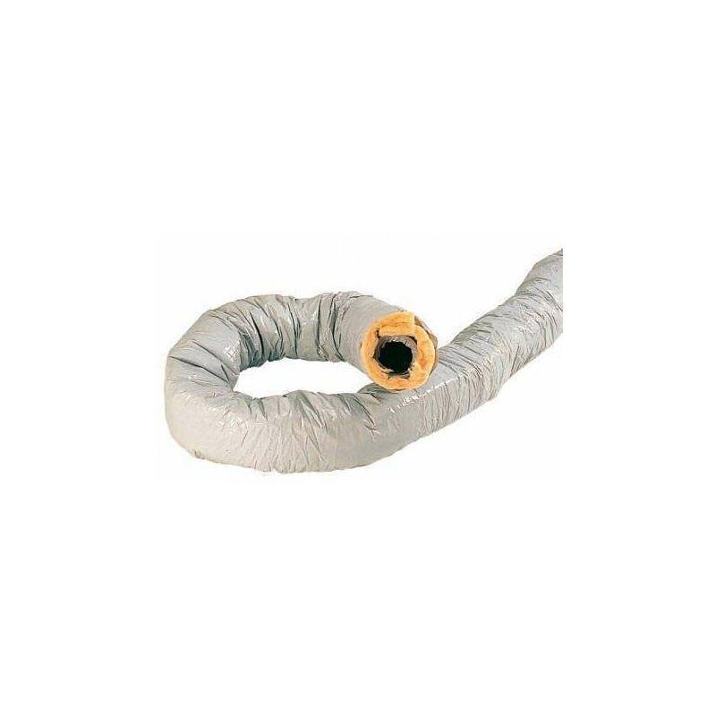 ECONONAME 6m Gaine PVC Souple Isolée 25 mm Standard D200 - GPI200/25L6 Diamètre 200 mm