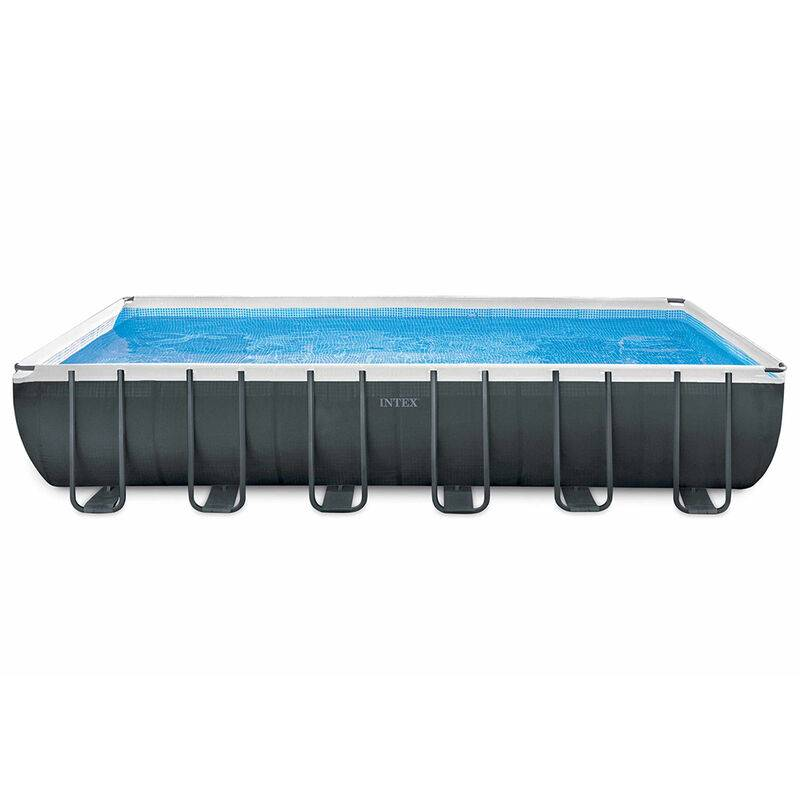 INTEX Piscine Hors-Sol Intex 26368 ex 26362 Ultra Grand XTR Premium Rectangulaire