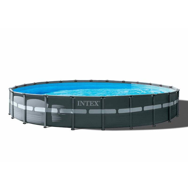 INTEX Piscine Intex 26340 Ultras XTR Frame Hors Sol Ronde 732x132