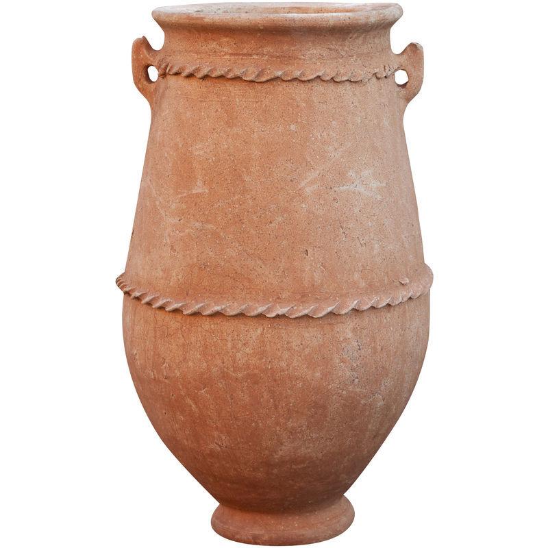 Biscottini - Vase en terre cuite du désert du Sahara