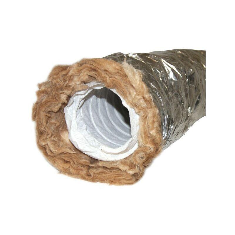 Winflex Ventilation - Virgin Phonic Plus - Gaine insonorisé conduit de