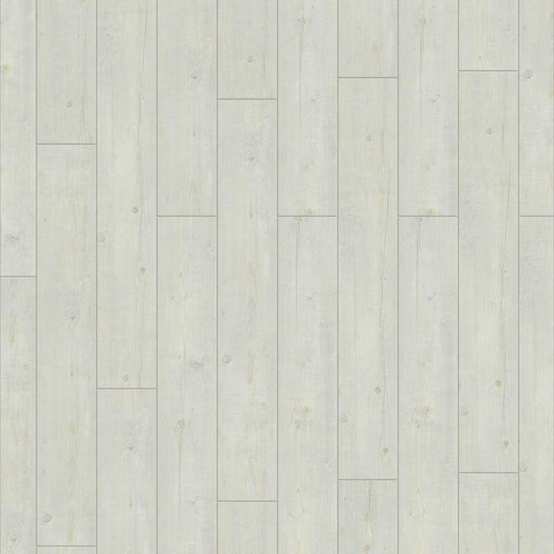 TARKETT Lame de sol PVC clipsables - boite de 9 lames sol vinyle imitation parquet- 2m²