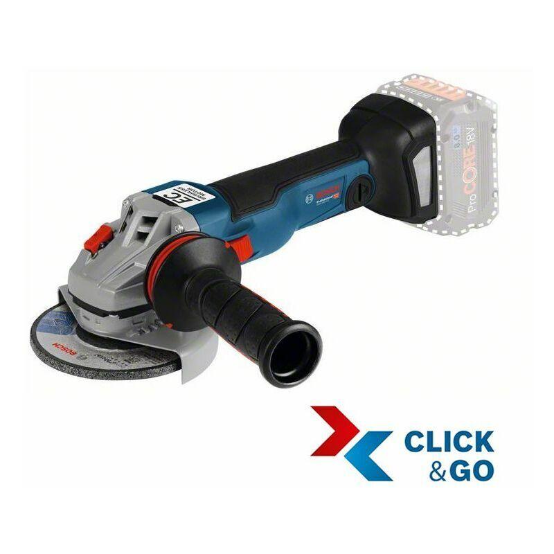 Bosch Professional Meuleuse angulaire sans fil GWS 18V-10 C (sans batterie ni