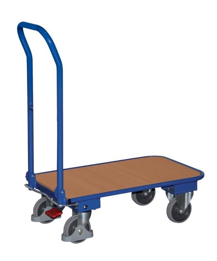 VARIOFIT Chariot pliable 150 kg 720x450 mm EasySTOP