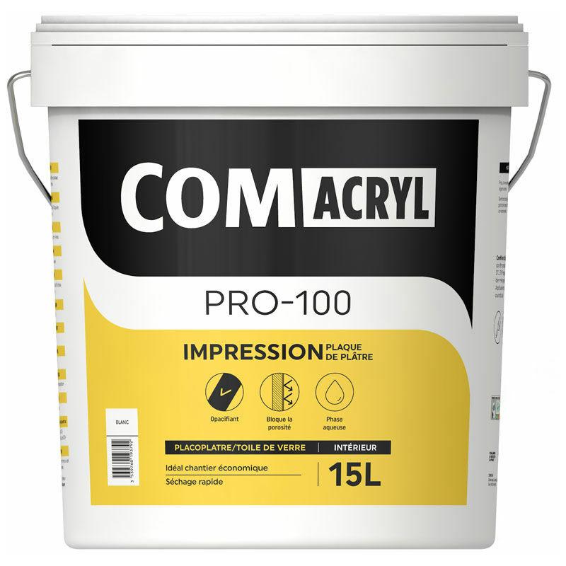 COMUS Sous-couche acrylique top rapport qualité/prix : Comacryl Impression (15L)