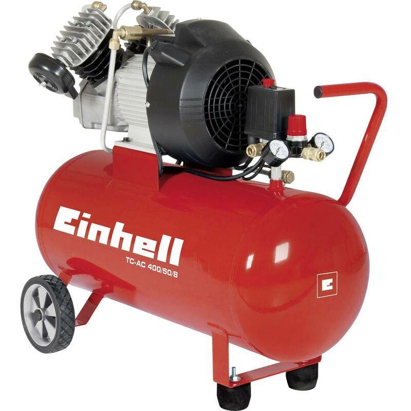 EINHELL Compresseur pneumatique 50 l Einhell TC-AC 400/50/8 Kit