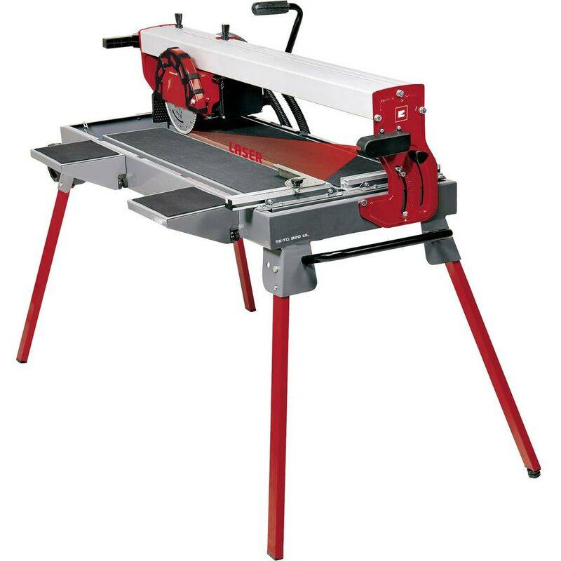 EINHELL Coupe-carrelage radial Einhell TE-TC 920 UL 4301220 200 mm 25.4 mm 240 V 1 pc(s)