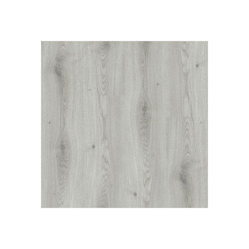 DÉCOWEB Lame sol PVC Clipsable - Parquet Chêne grisé (Oak 24935)