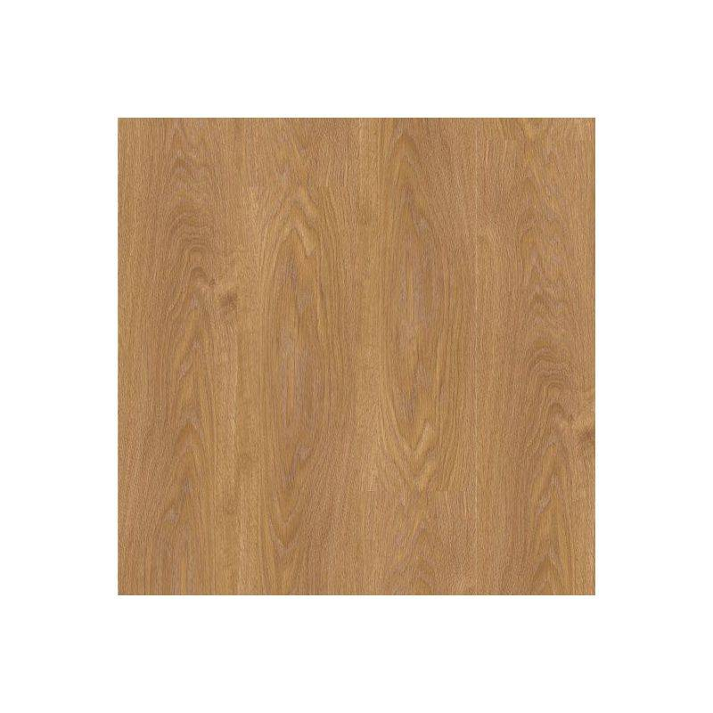 DÉCOWEB Lame sol PVC Clipsable - Parquet Chêne roux (Oak 24460)