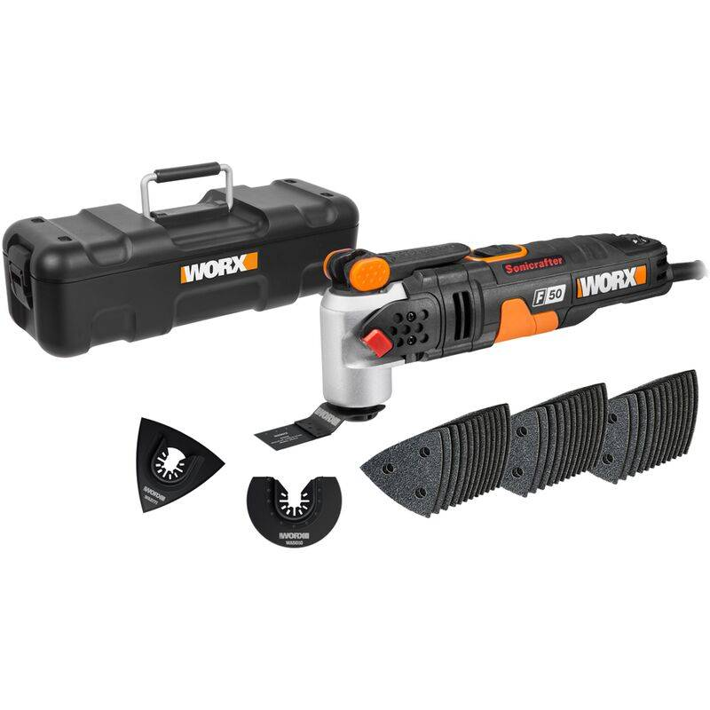 WORX Outil Multifonctions Worx 'WX681' 450W