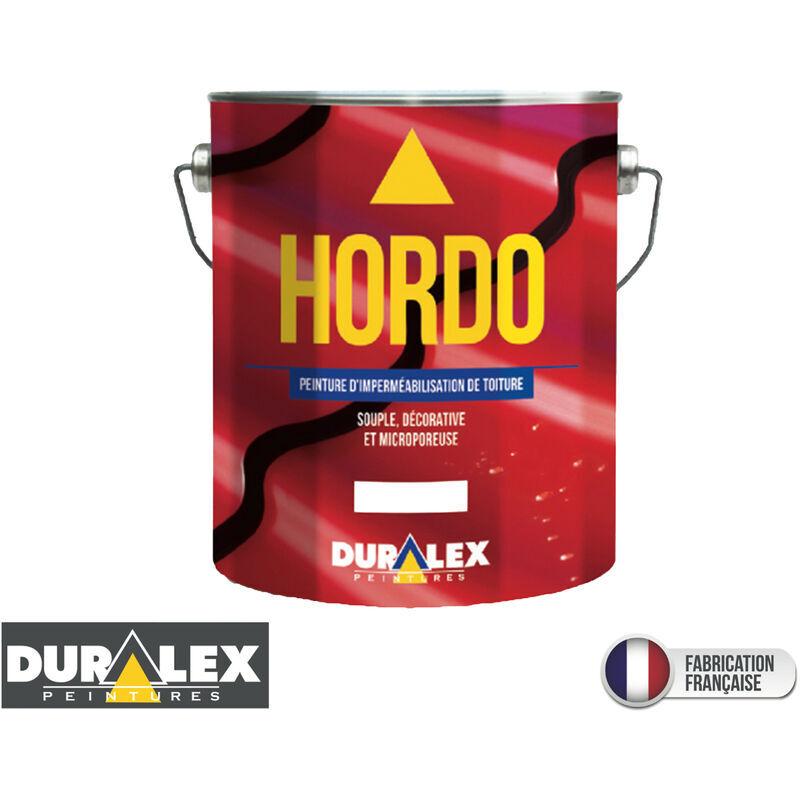 DURALEX Peinture Toiture Renovation Impermeabilisation BLANC 3 litres - BLANC - Duralex