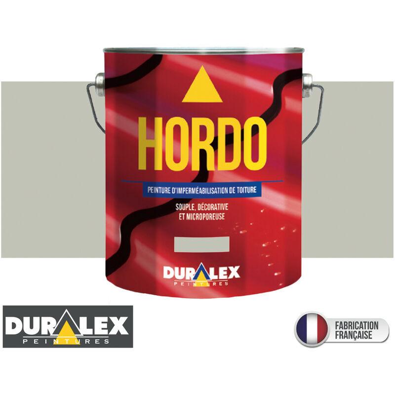 DURALEX Peinture Toiture Renovation Impermeabilisation GRIS - DURALEX - 3 litres - GRIS