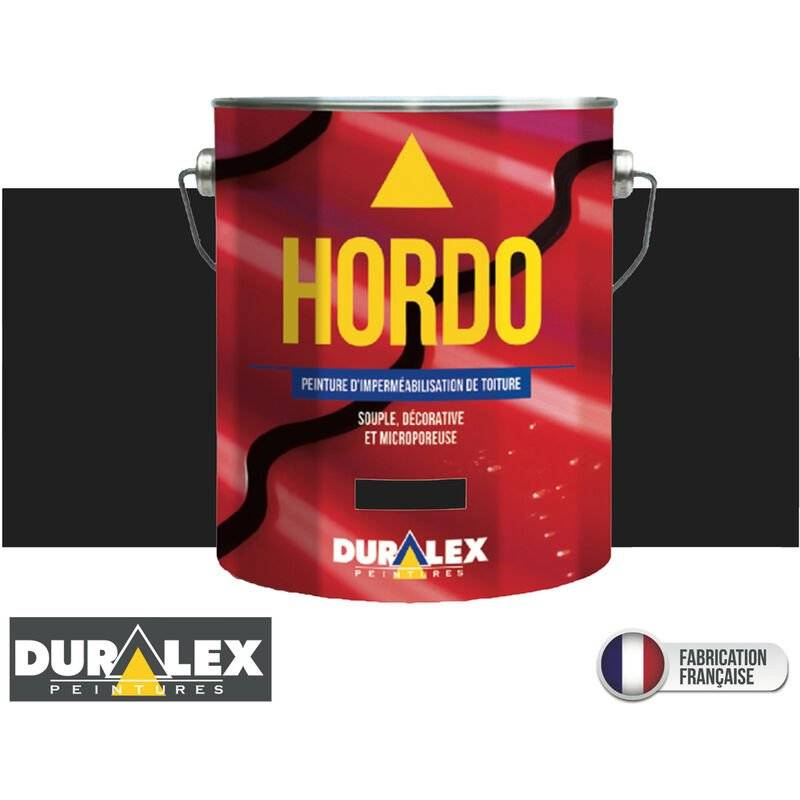 DURALEX Peinture Toiture Renovation Impermeabilisation GRIS ARDOISE - DURALEX - 15