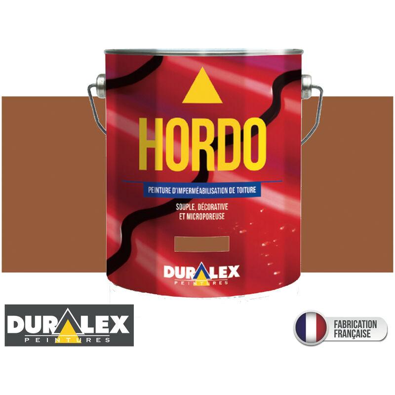 DURALEX Peinture Toiture Renovation Impermeabilisation JAUNE TUILE - DURALEX - 3 litres