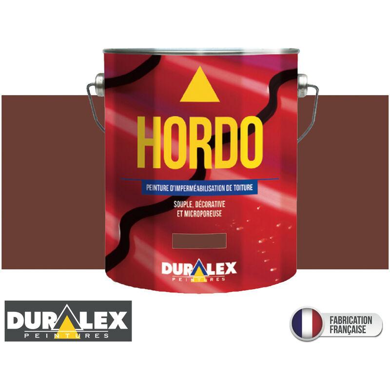 DURALEX Peinture Toiture Renovation Impermeabilisation ROUGE TUILE - DURALEX - 3 litres