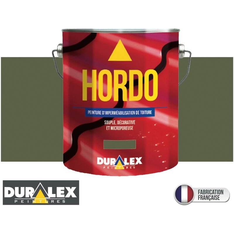 DURALEX Peinture Toiture Renovation Impermeabilisation VERT MOUSSE - DURALEX - 15