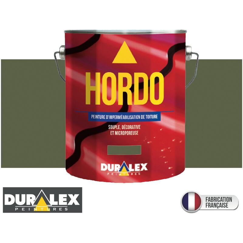 DURALEX Peinture Toiture Renovation Impermeabilisation VERT MOUSSE 3 litres - VERT