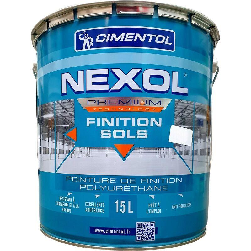 CIMENTOL Peinture de sol CIMENTOL Nexol int/ext garage, parking, entrepôt, balcon Demi