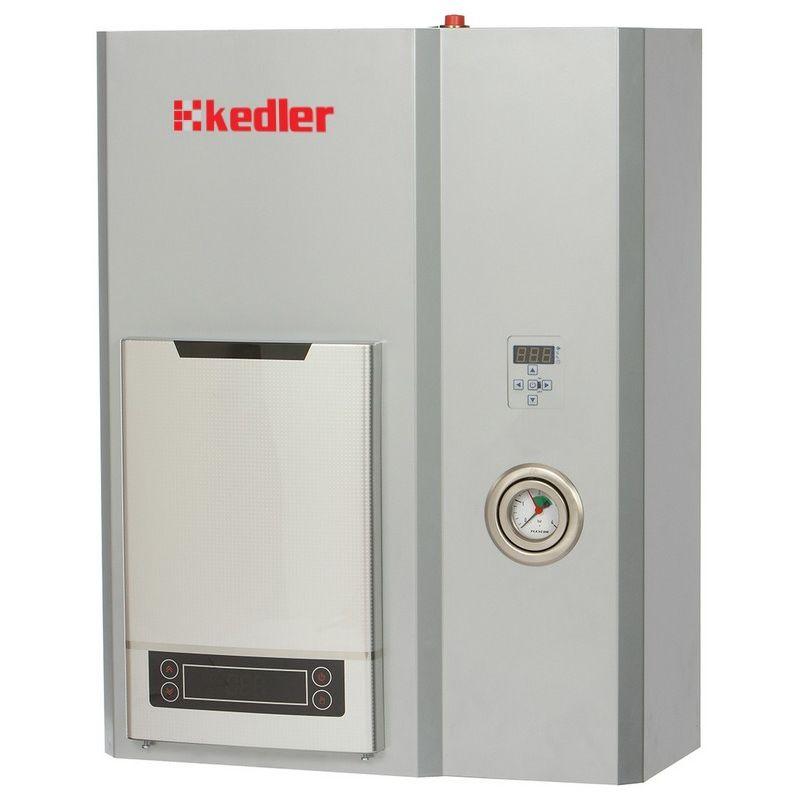 KEDLER Chaudière électrique pour CC + ECS Vénus 12 kW 400V avec mini chauffe eau