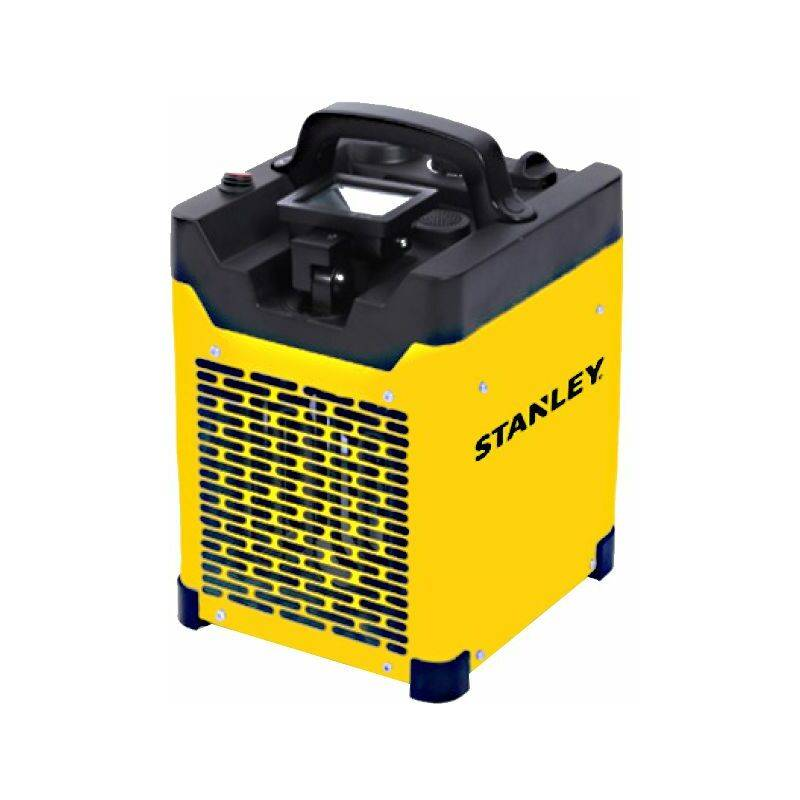 STANLEY Chauffage chantier electrique industriel - Projecteur LED Orientable - INDUS