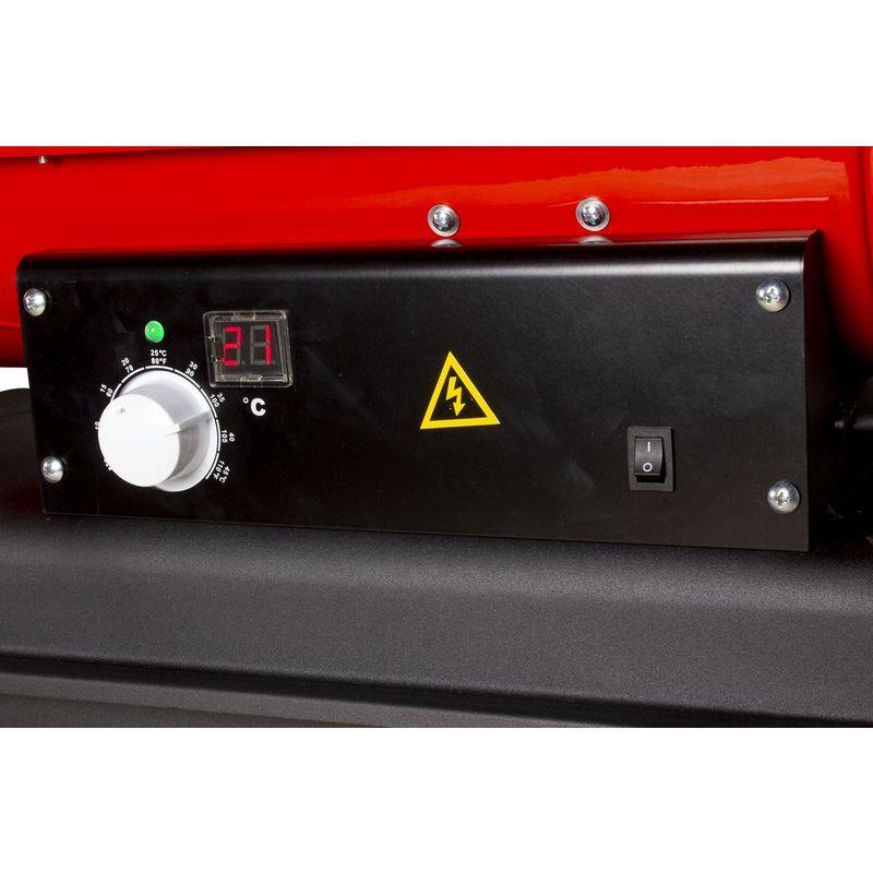 MW-TOOLS Canon à chaleur fioul 20 kW MW-Tools WD70