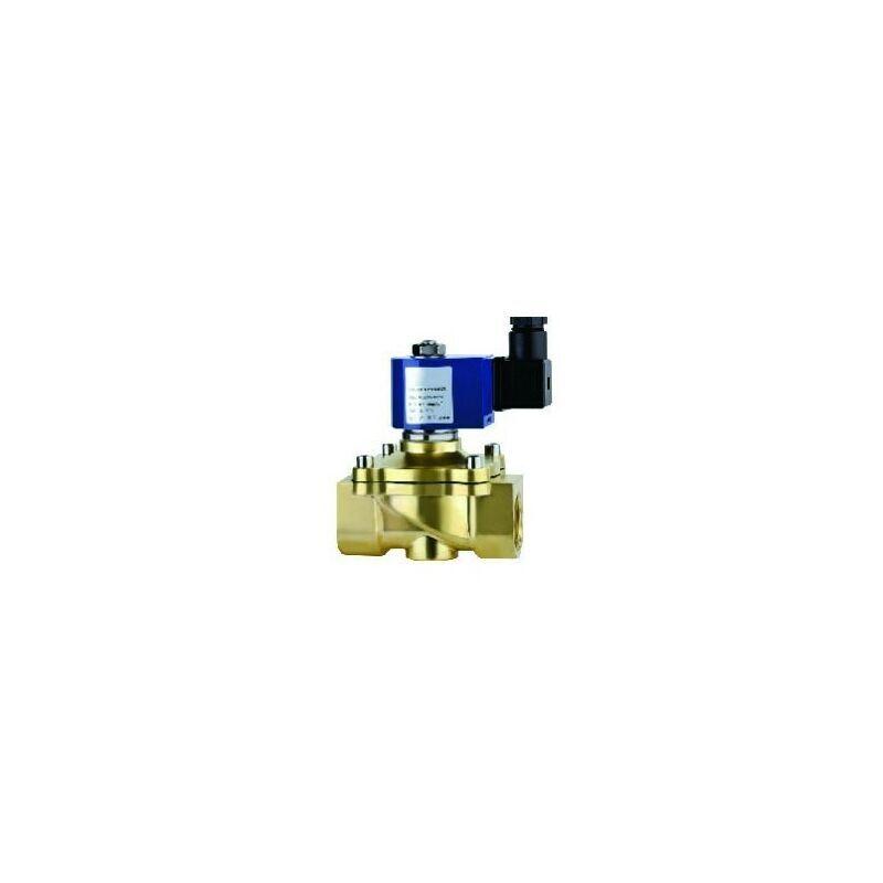 ELV Electrovanne basse consommation Bronze 3/4''