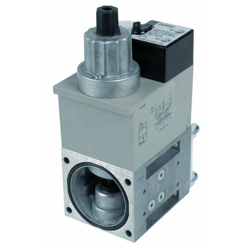 DUNGS Electrovanne double DMV-DLE 512/11 230VAC IP54
