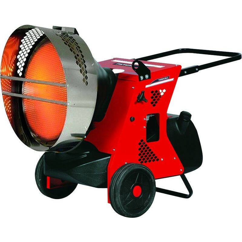 THERMOBILE Generateur Mobile Fioul A Rayonnement 45Kw S11049